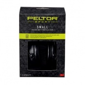 Peltor™ Sport Earmuffs Black Small